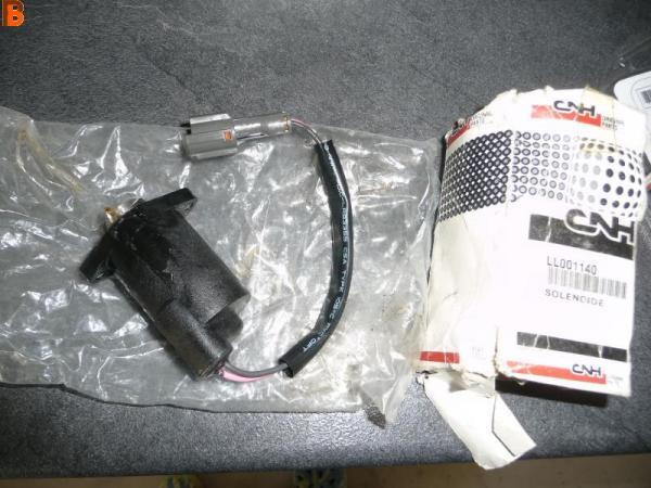 LL001140 Solenoid Valve  pour pelleteuse