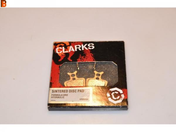 plaquette de frein clarks vrx833c