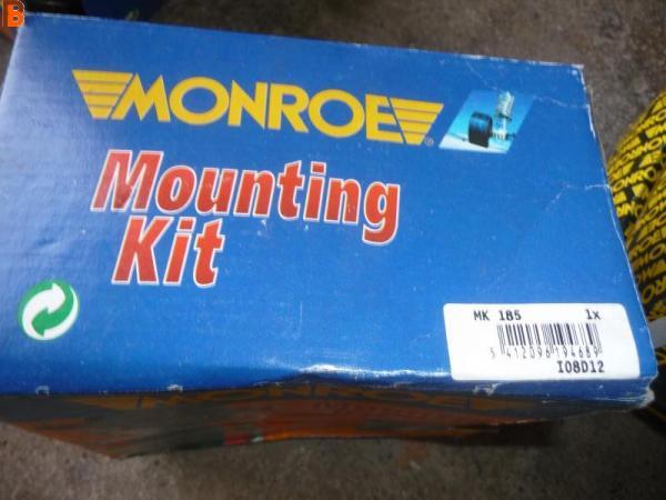 Butée d'amortisseur MONROE MK185 renault