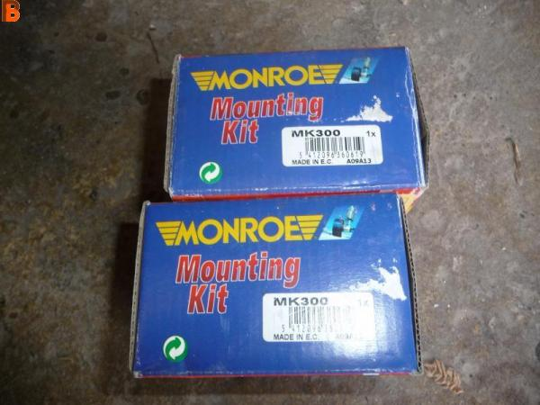 Butée d'amortisseur MONROE MK300 DACIA RENAULT