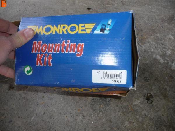 Coupelle de suspension MONERO :MK 115 PEUGEOT 406